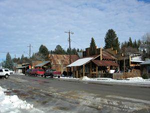 Idaho City, Idaho Main Street, courtesy Wikipedia