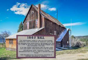 I.O.O.F. Hall, Idaho City, Idaho