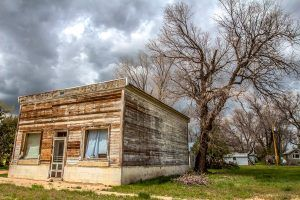 Jay Em, Wyoming Bank courtesy of Mapio