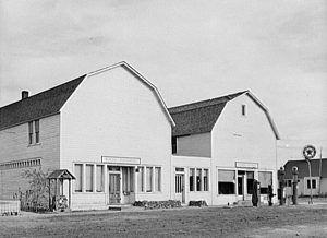 Jay Em General Store, John Vachon, 1940
