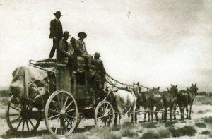 Express Stagecoach