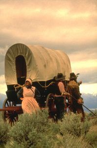 Oregon Trail Re-enactors