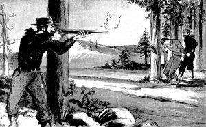Pioneer Shooting