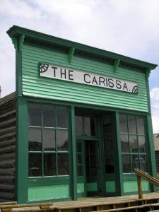 Carissa Saloon, South Pass City, Wyoming