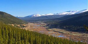 South Platte River Valley in Colorado courtesy the Colorado Independent