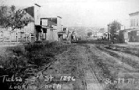 Tulsa, Oklahoma 1896