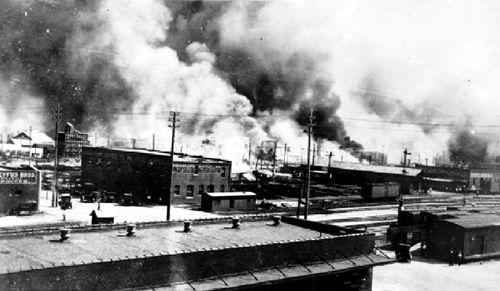 Tulsa Race Riot, May 31, 1921