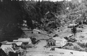 Waldo-Sailors Diggings, Oregon in the 1890s