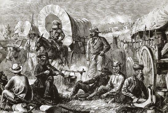 Emigrant Camp