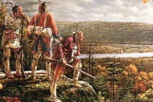 Abenaki Warriors