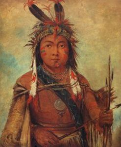 Algonquian Indian