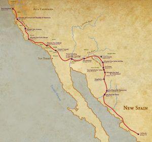 Juan Bautista de Anza Expedition