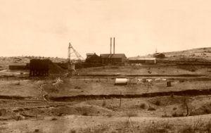 Arizona Mine, 1909, by West Coast Art Co.