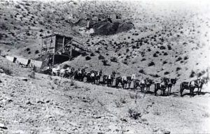 Arizona Silver Mine