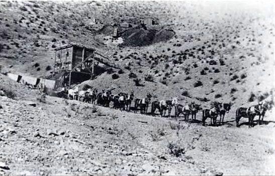 Arizona Silver Mine