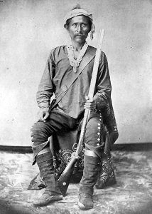 Barboncito, Navajo Leader