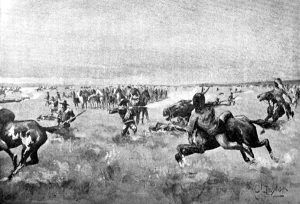Battle of the Saline River, Kansas