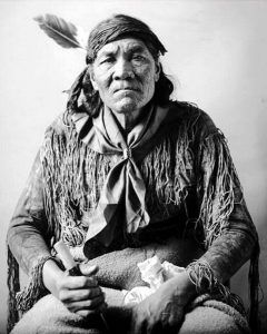 Caddo Indian Man
