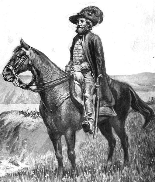 Captain Juan Bautista de Anza II