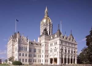 Connecticut Capitol in Hartford, Connecticut by Carol Highsmith