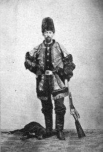 Charles R. Jennison, Kansas Red Leg