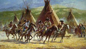 Comanche Indians