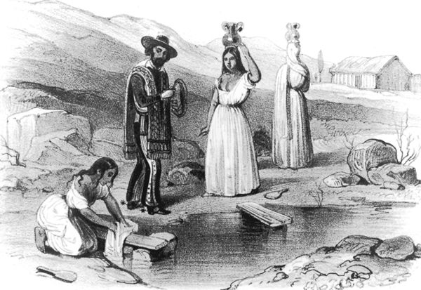 Early California Women