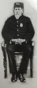 "Edward ""Ned"" Bushyhead, San Diego Chief of Police"