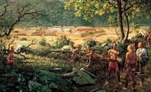 Fort Pitt, Pennsylvania