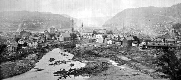 Johnstown, Pennsylvania flood