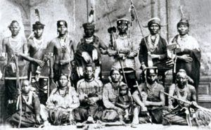 Kanza Indians