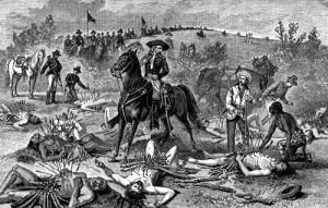 Kidder Massacre, Kansas