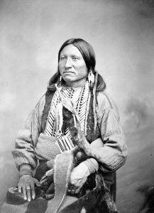 Kiowa Chief Ton-e-onca or Kicking Bear