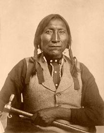 Kiowa Chief Lone Wolf