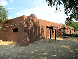 Kit Carson Museum, Rayado, New Mexico courtesy Wikipedia