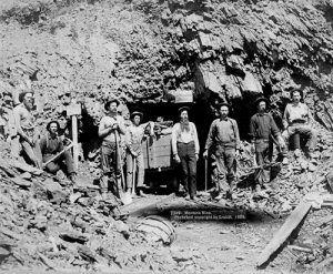 Montana Mine, 1889