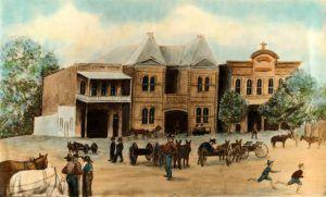 Historical Nacogdoches, Texas