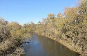 Pawnee River, Kansas