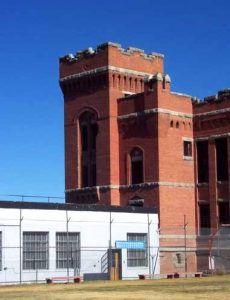 Prison Riot Damage