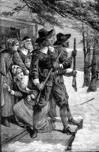 Puritan Soldiers