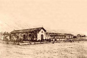 San Jose Mission, California