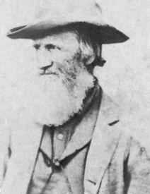 Seth Hays, Founder of Council Grove, Kansas