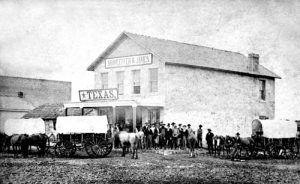 Pioneer-Conn Store, Council Grove, Kansas