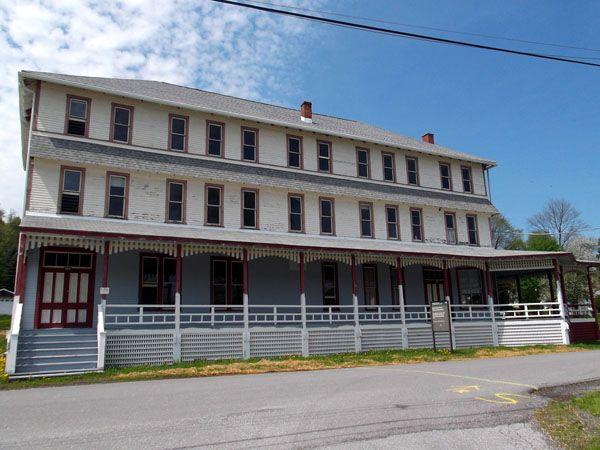 The Sourthfork Clubhouse, today, Johnstown, Pennsylvania