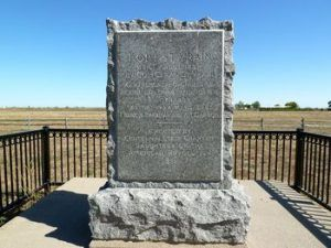 St. Vrain Fort Marker, Colorado