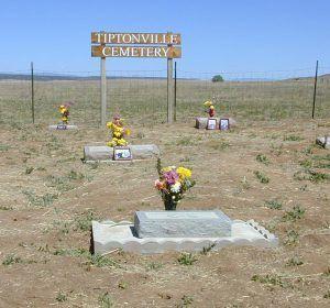 Tiptonville, New Mexico Cemetery