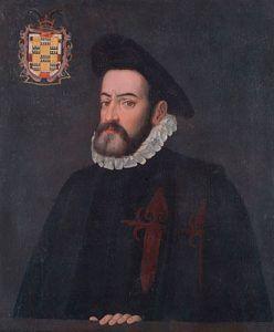 Tristan de Luna y Arellano, Spanish Conquistador