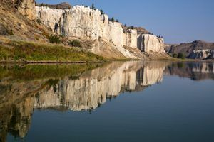 Upper Missouri River Breaks by Bob Wick, Bureau of Land Management