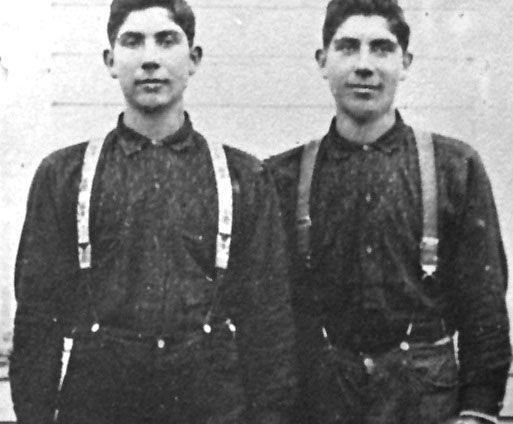William and John Bauer
