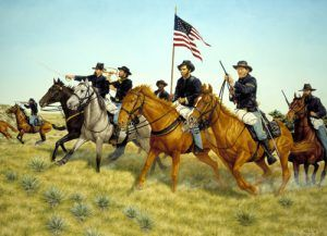 Battle of Prairie Dog Creek, Kansas